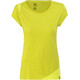 La Sportiva Chimney Shortsleeve Shirt Women yellow